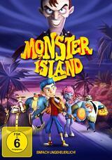 Monster Island - Einfach ungeheuerlich! - Poster