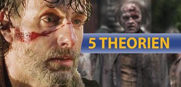 Bild zu:  5 Theorien zu TWD