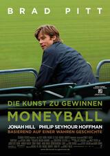 Die Kunst zu gewinnen - Moneyball - Poster
