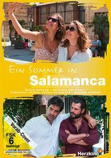 Ein Sommer in Salamanca - Poster