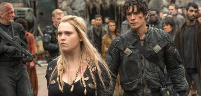Staffel 5 The 100