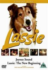 Ich höre dich, Lassie - Poster