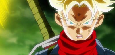Future Trunks als Super-Saiyajin