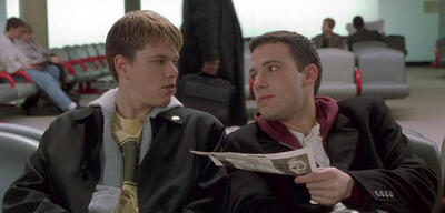 Matt Damon & Ben Affleck in Dogma