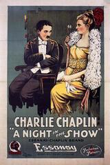 Eine Nacht im Variété - Poster