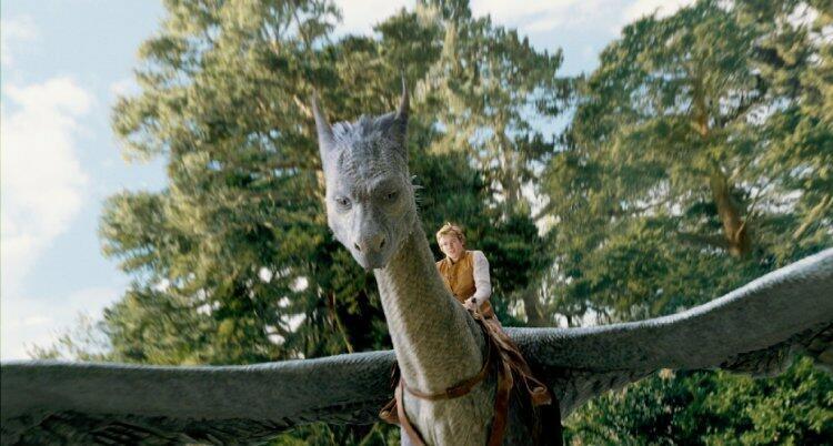 Eragon - Das Vermächtnis der Drachenreiter mit Ed Speleers
