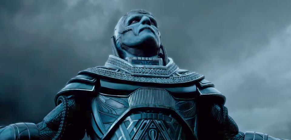 Apocalypse, der Titelschurke aus X-Men: Apocalypse