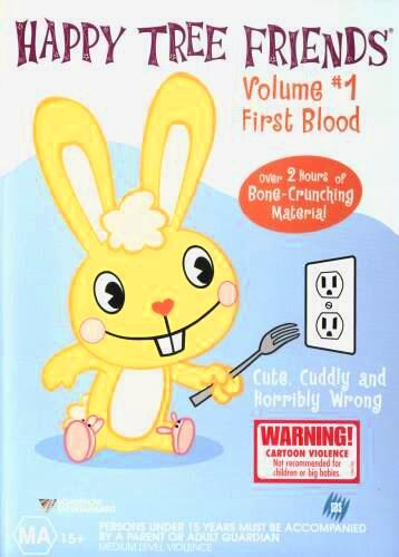 Happy Tree Friends: Volume 1: First Blood