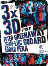3x3D - Poster