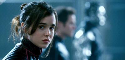 Ellen Page als Kitty Pryde