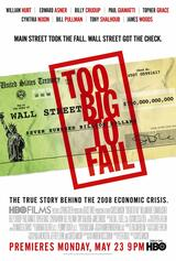 Too Big to Fail - Die große Krise - Poster