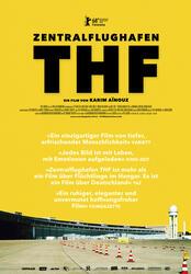 Zentralflughafen THF Poster