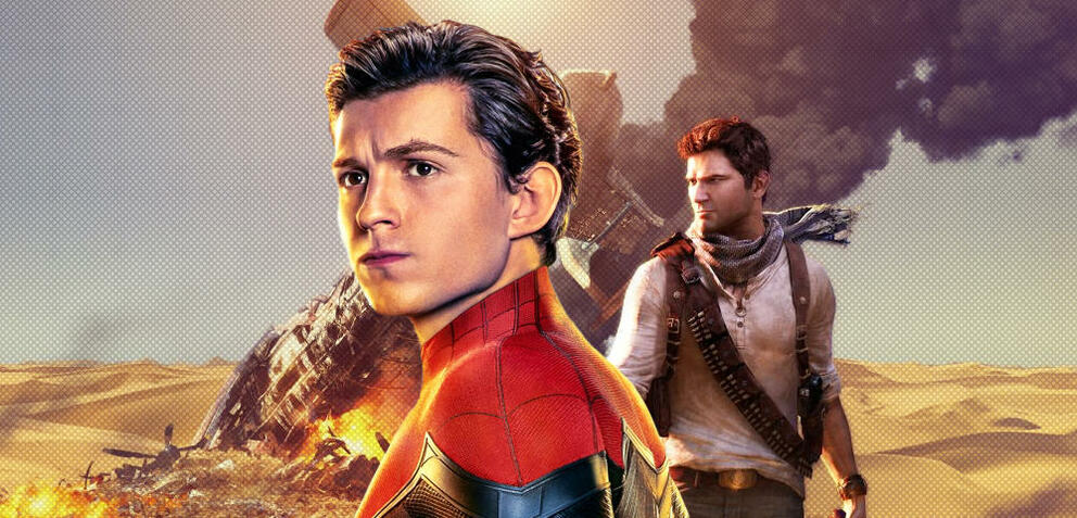 Nach Spider-Man kommt Uncharted