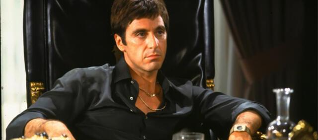Al Pacino als Scarface