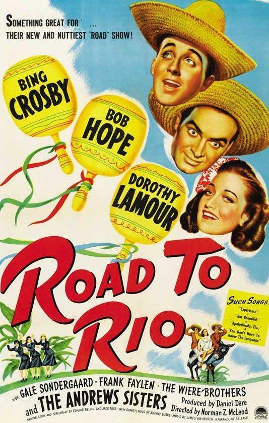 Der Weg nach Rio