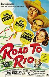Der Weg nach Rio - Poster
