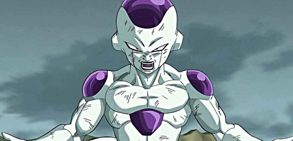 Freezer in Dragon Ball Z: Resurrection 'F'