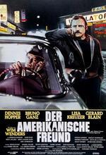 Der amerikanische Freund Poster