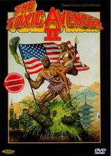 The Toxic Avenger II - Poster