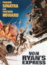 Colonel von Ryans Express - Poster
