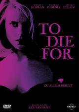 To Die For - Poster