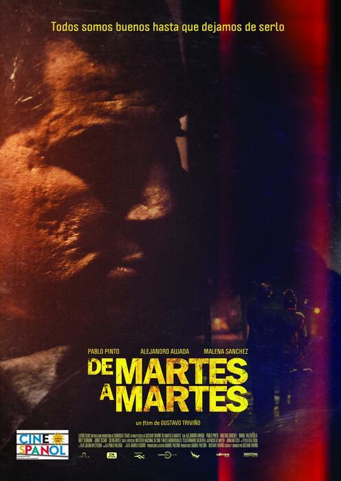 De Martes a Martes - Poster