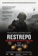 Restrepo - Die blutige Wahrheit des Krieges Poster