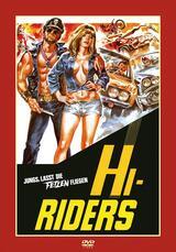 Hi Riders - Jungs laßt die Fetzen fliegen - Poster