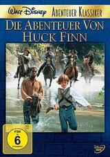 Die Abenteuer von Huck Finn - Poster