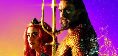 Aquaman und Mera