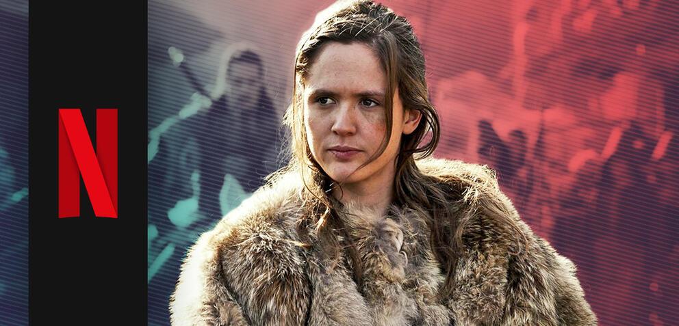 The Last Kingdom: Emily Cox als Brida
