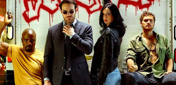 Bild zu:  The Defenders