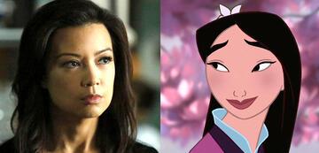 Disneys erste Mulan: Ming-Na Wen (hier in Agents of SHIELD)