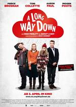 A Long Way Down Poster