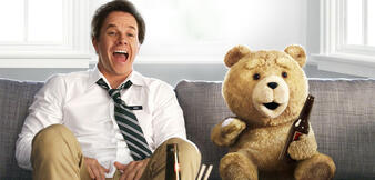 Mark Wahlberg mit Ted