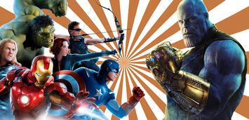 Bild zu:  Die Avengers