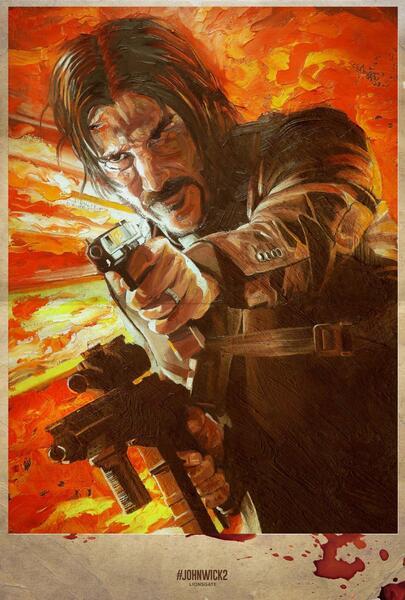 John Wick: Kapitel 2 mit Keanu Reeves