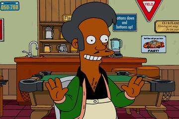 Apu in Die Simpsons