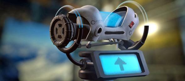 Paint statt Portal – eine neue Waffe gibt Portal 2 einen neuen Twist