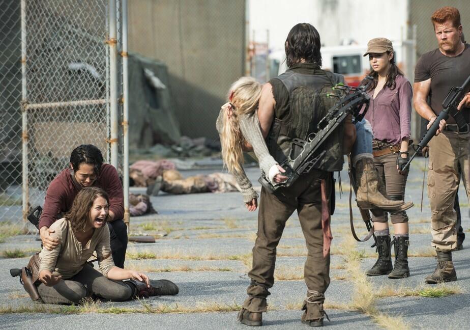 Th Walking Dead Staffel 5