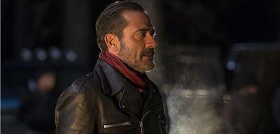 The Walking Dead mit Jeffrey Dean Morgan