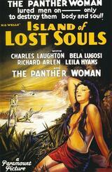 Die Insel der verlorenen Seelen - Poster