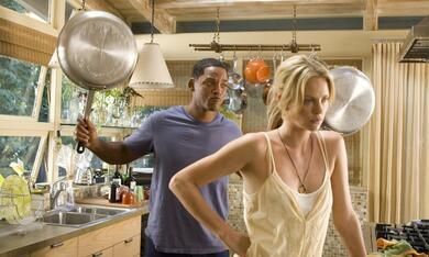 Hancock mit Will Smith und Charlize Theron - Bild 3