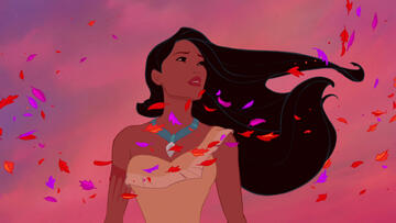 Pocahontas war bei Disney oberste Priorität