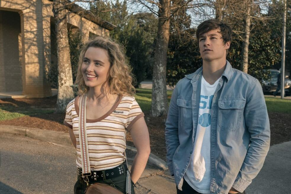 The Map of Tiny Perfect Things mit Kathryn Newton und Kyle Allen