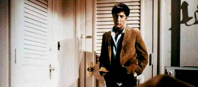Dustin Hoffman reift heran