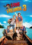 Fuenf freunde 3 poster
