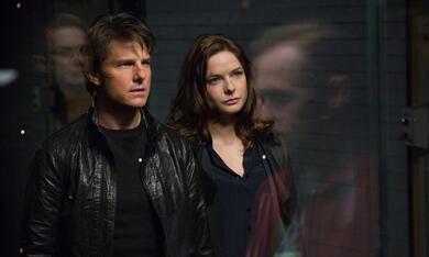Mission: Impossible 5 - Rogue Nation mit Tom Cruise und Rebecca Ferguson - Bild 1