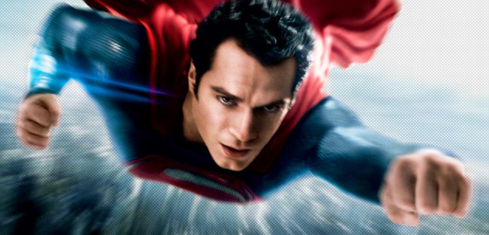 Henry Cavill als Superman