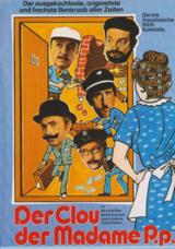 Der Clou der Madame P.p. - Poster